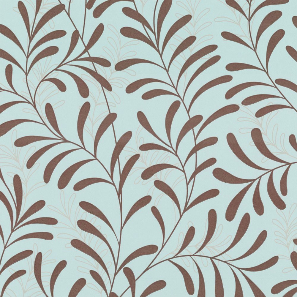 Buy Graham and Brown Moment Wallpaper Blue Brown 1000x1000