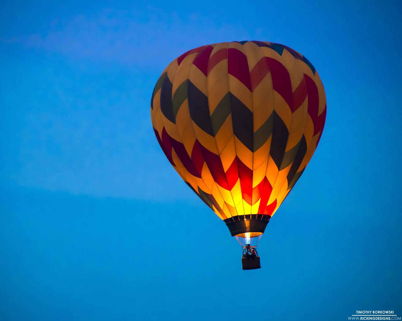Hot Air Balloon 9 24 2012 Wallpaper Kicking Designs 1280x1024