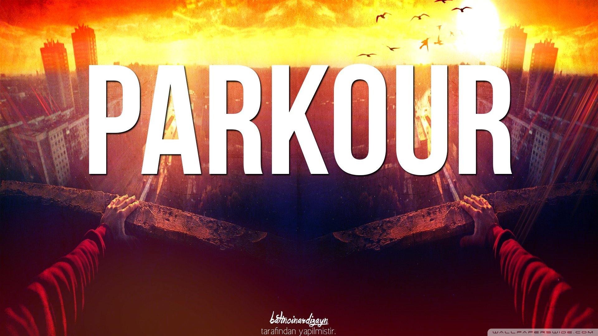 Awesome Parkour Wallpaper Parkour Backgro...