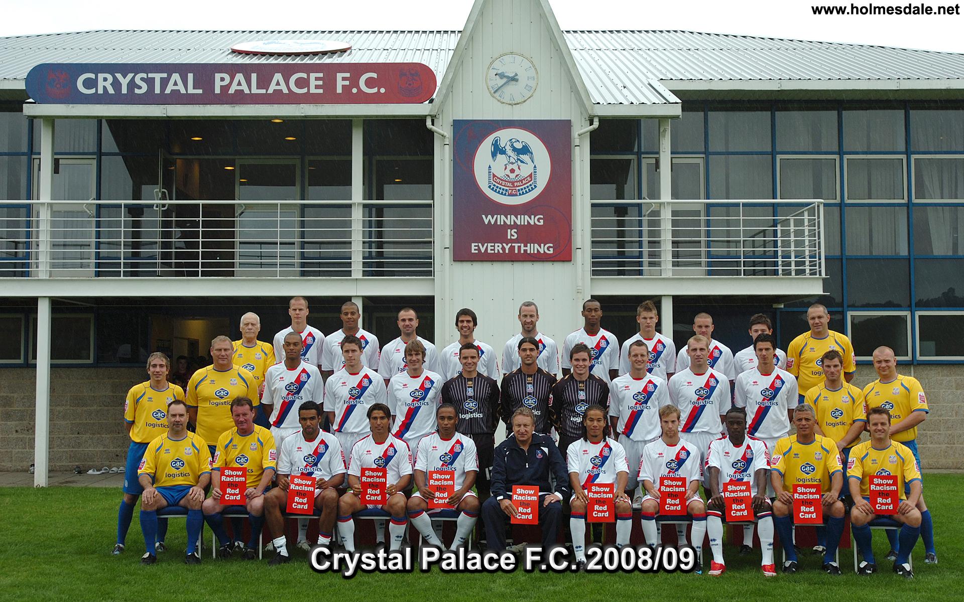 Crystal Palace Wallpaper