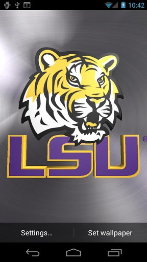 Lsu Wallpaper For Iphone 5 Lsu tigers pix tone for 288x512