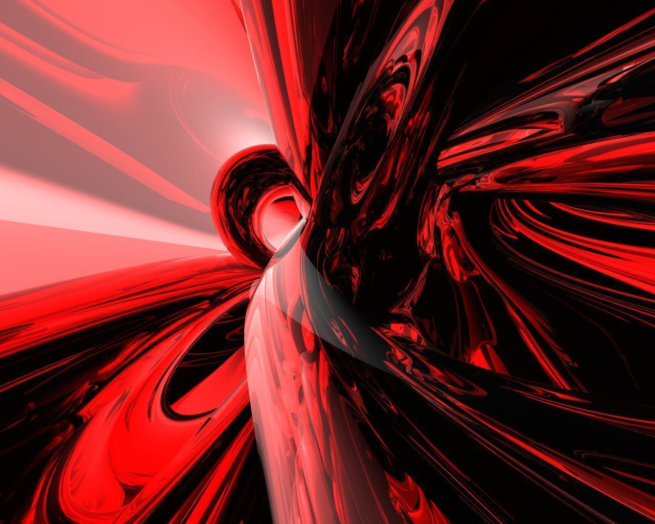 Black And Red Abstract Wallpapers 1280x1024