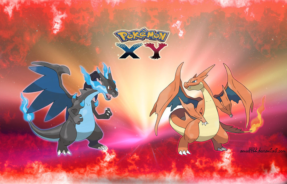 Free Download Mega Charizard Pokemon X And Y By Amiel422 1117x715