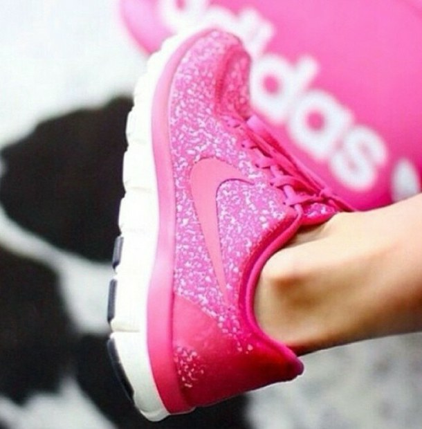 girls pink nike girly wallpaper - photo #10