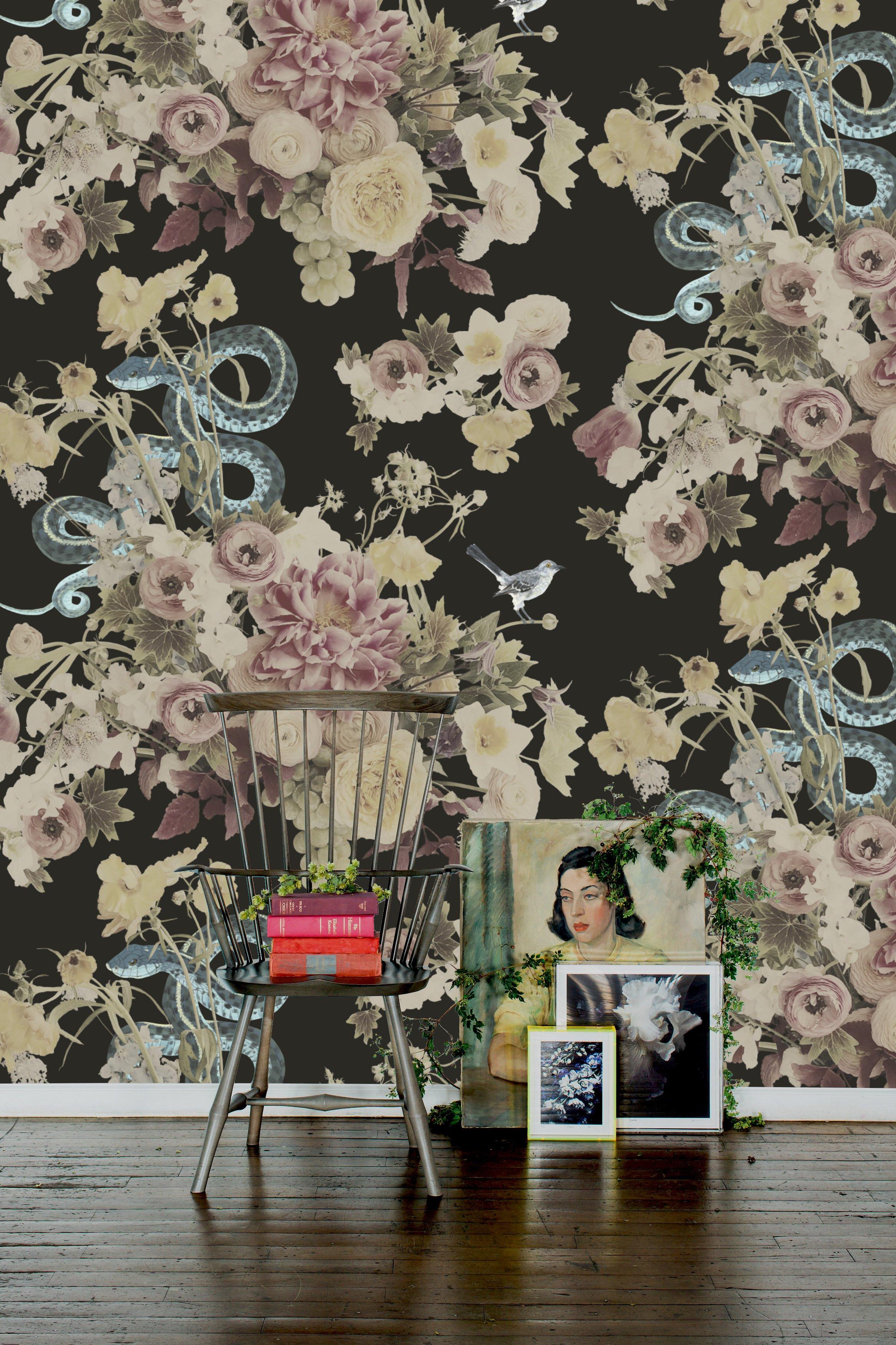Fay Dark Wallpaper Ashley Woodson Bailey 2333x3500