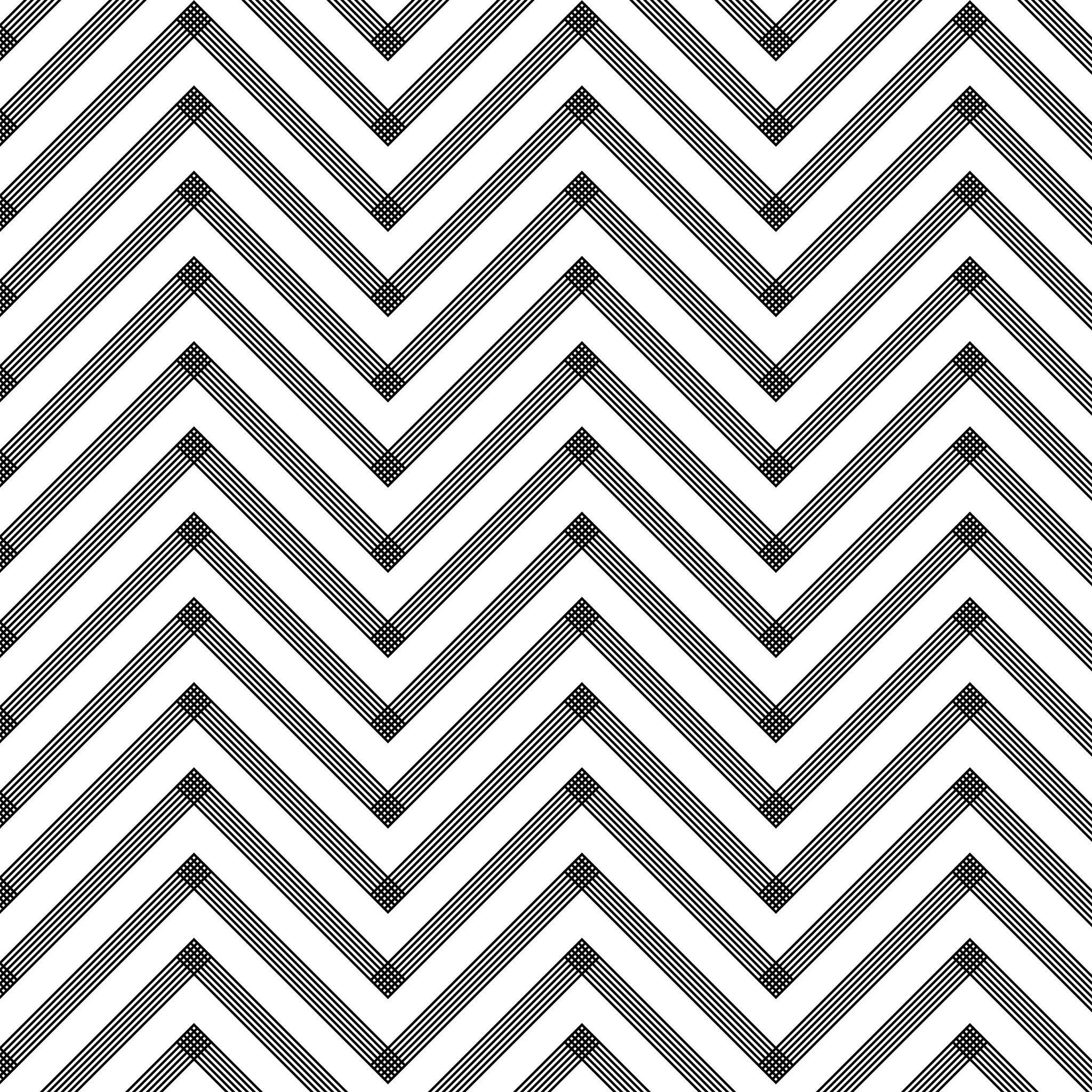 black and white chevron wallpaper