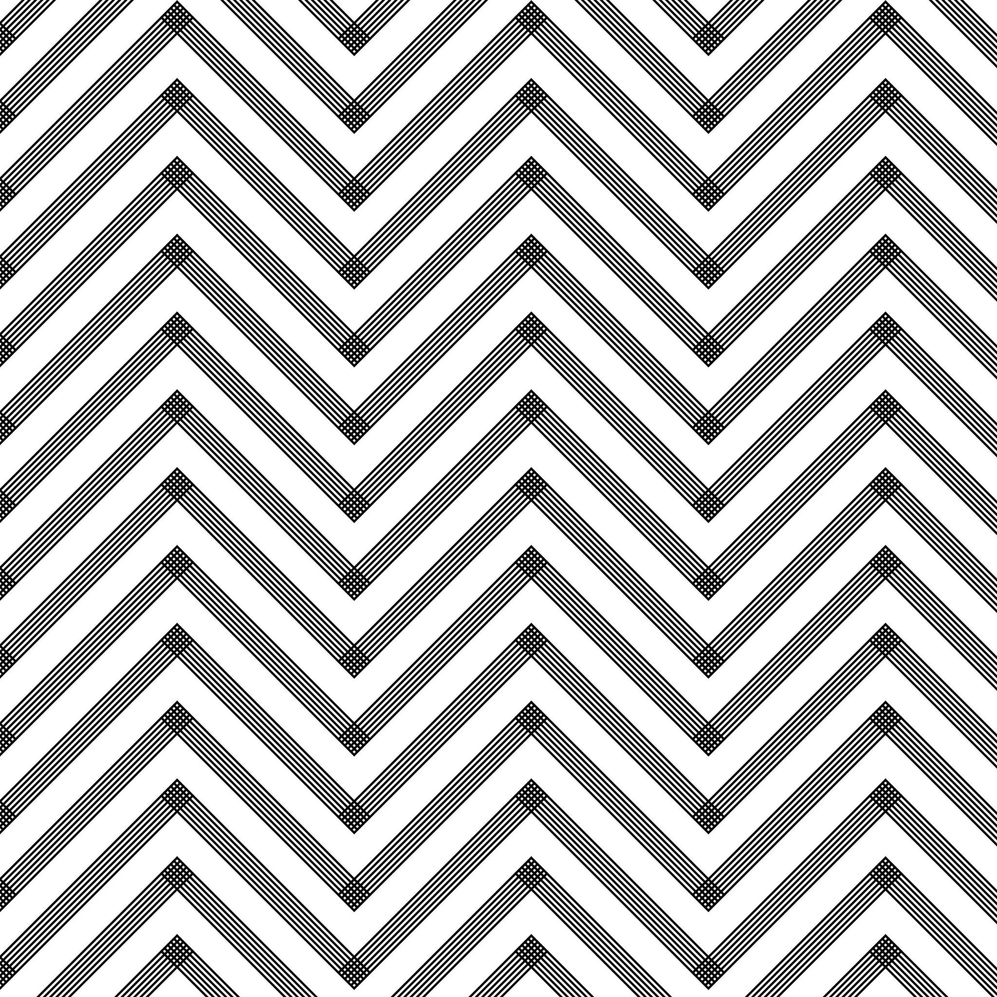 Black And White Chevron Wallpaper Wallpapersafari