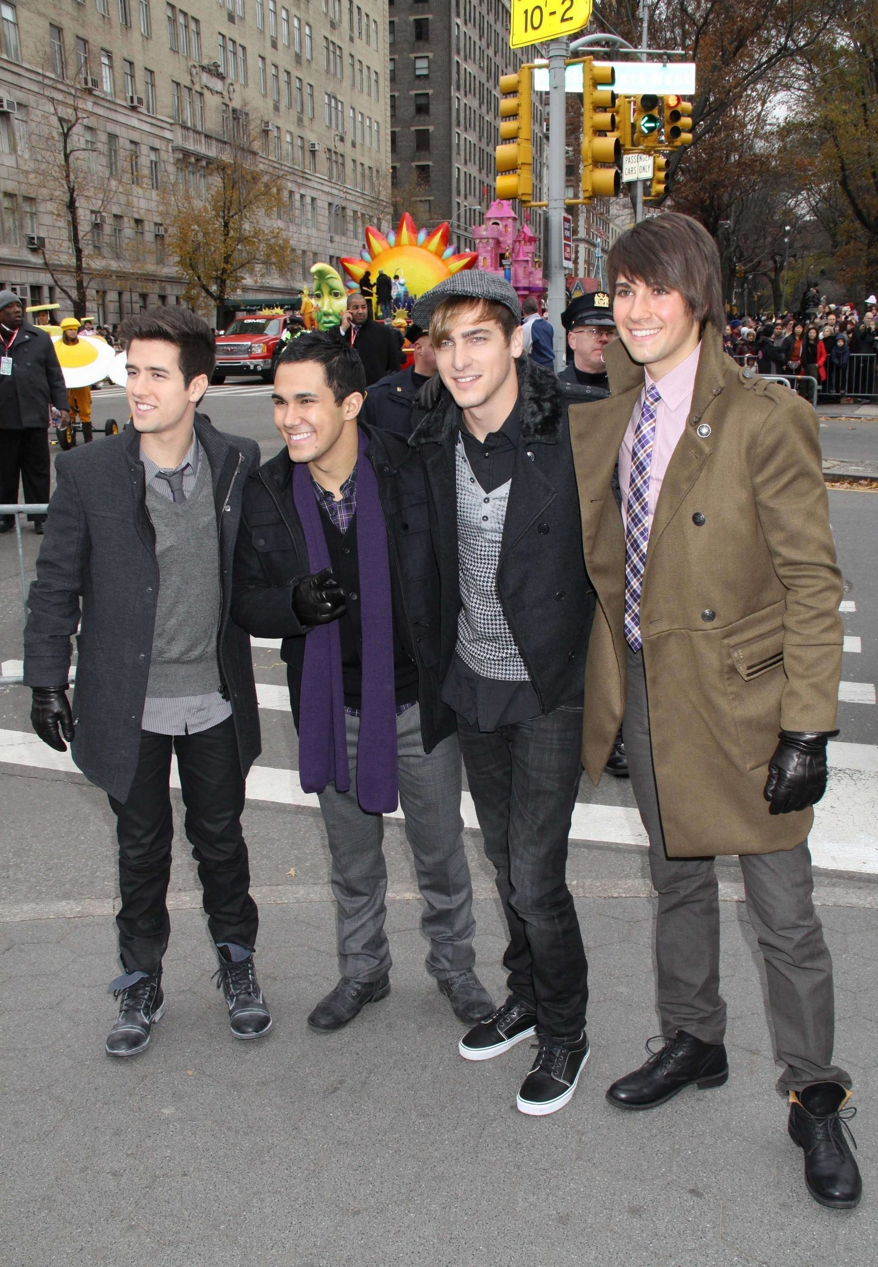 Big Time Rush images 84th Annual Macys Thanksgiving Day Parade 1774x2560