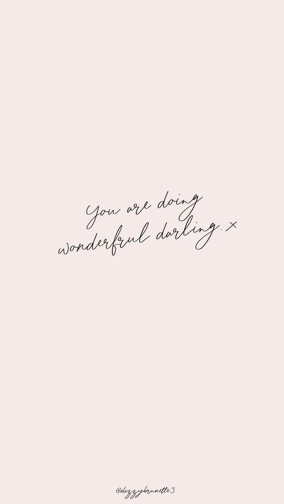 Youre doing amazing parenting phone wallpaper Phone 564x1002