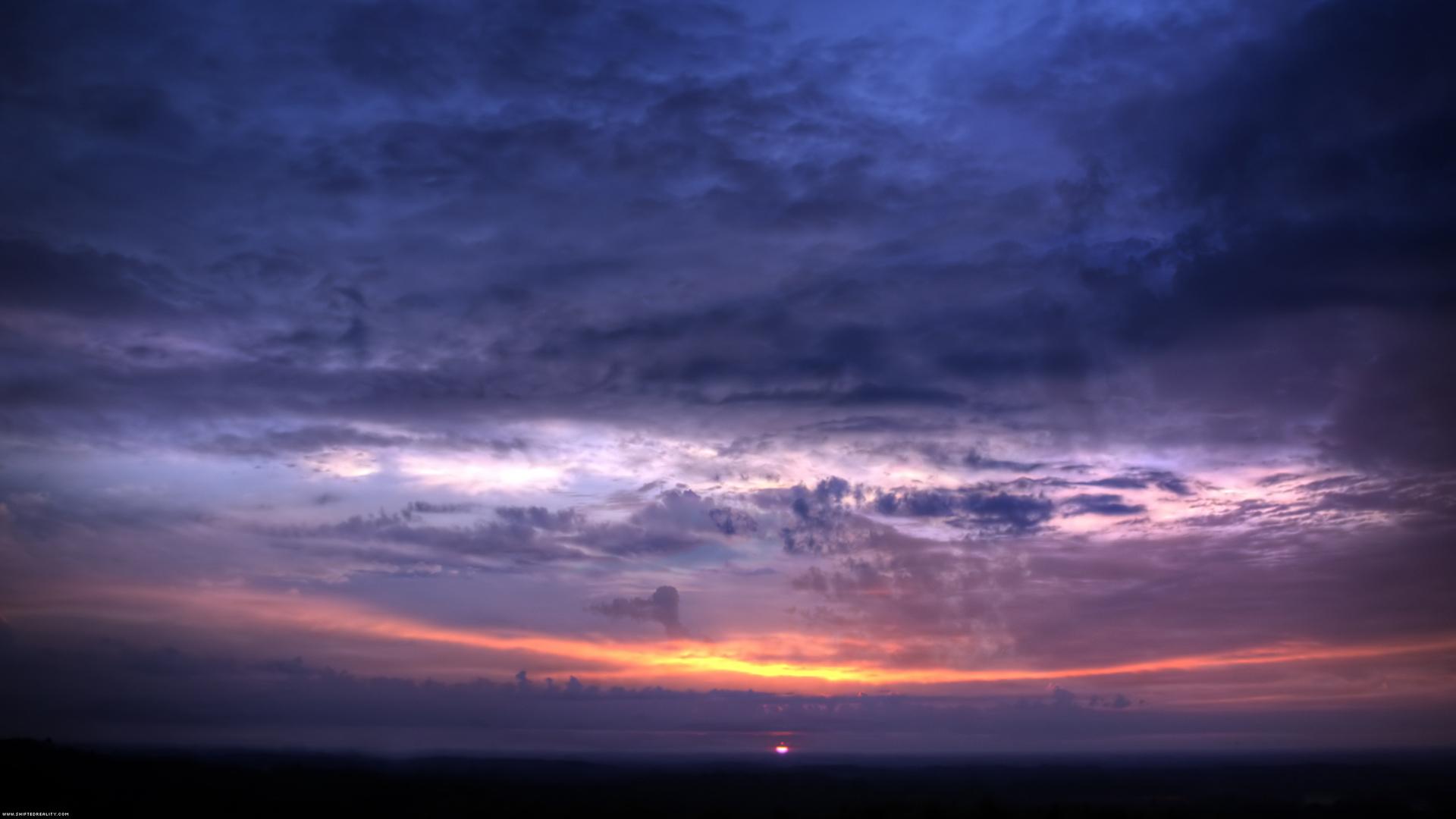 1920x1080 Sunset Landscapes wallpaper 1920x1080