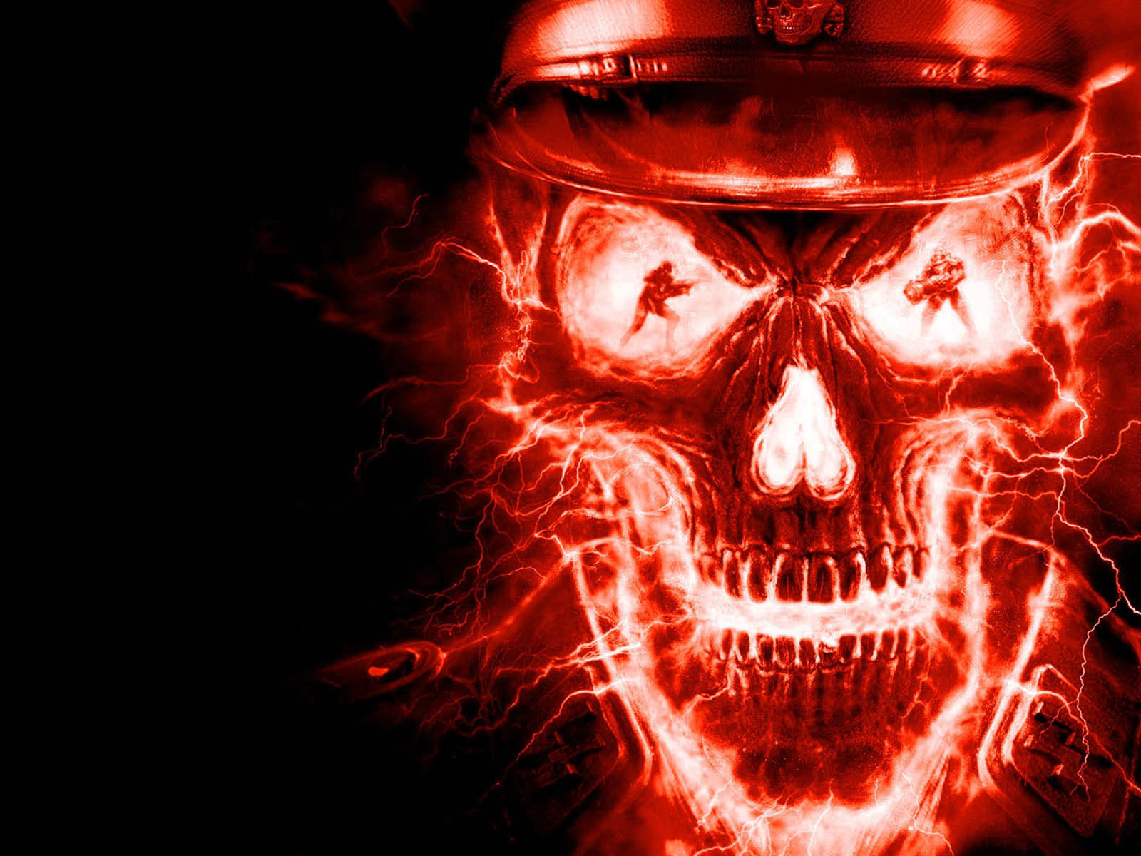 49 ] Free 3d Skull Wallpaper On WallpaperSafari