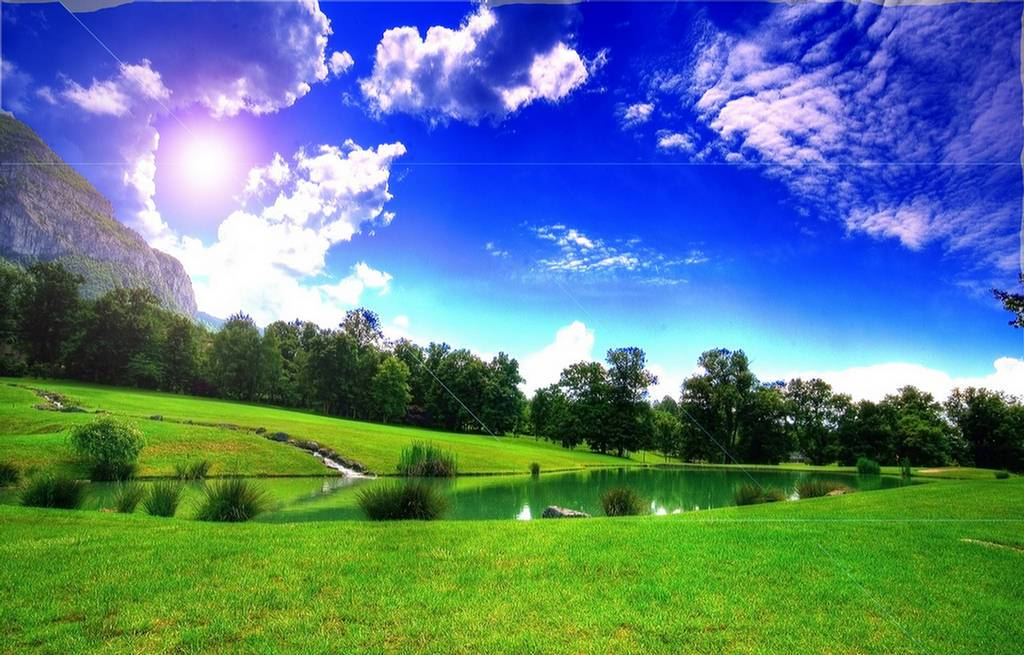 Free Download Of Nature Wallpapers Beautiful Hd Sketches
