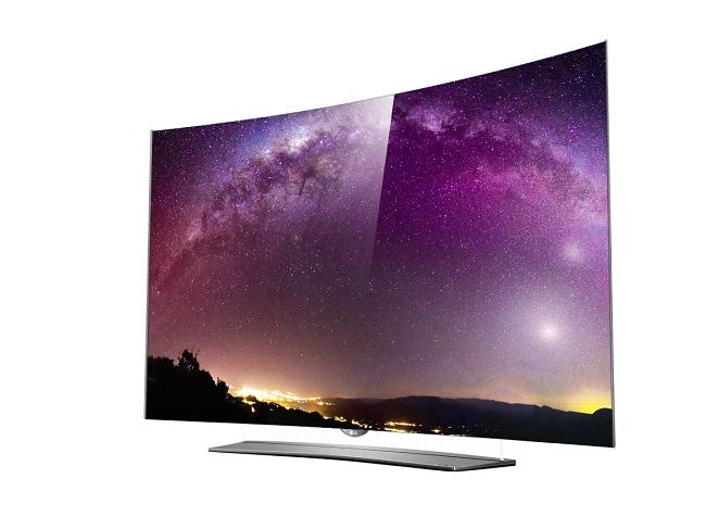 OLED Wallpaper TV
