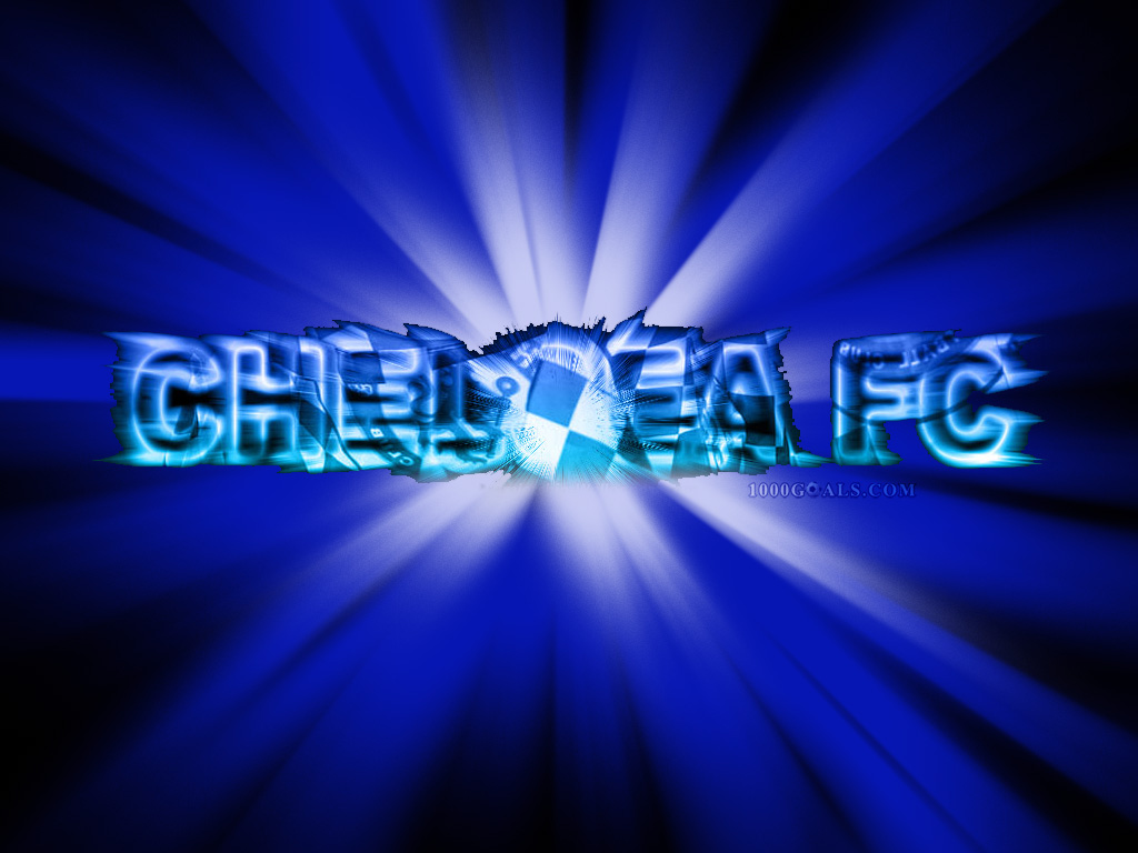 Chelsea fc wallpaper Football   1000 Goals 1024x768