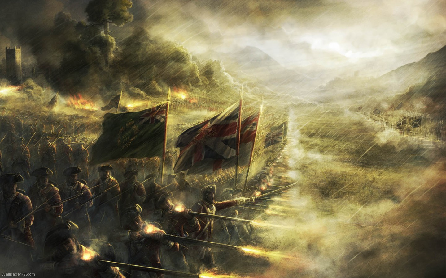 Empire Total War 5 empire total war wallpapers game wallpapers 1440x900