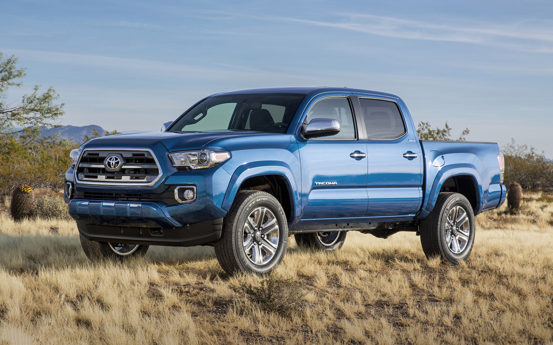 2016 Toyota Tacoma Wallpapers HD Wallpapers Pictures Images 1920x1200
