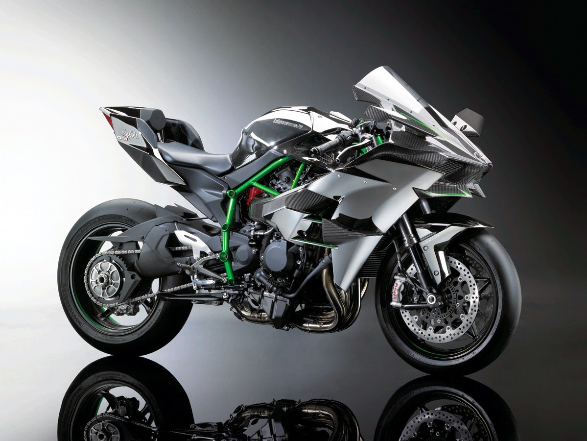 50k Kawasaki Ninja H2R Rich People Special Edition Gear Heads 1199x900