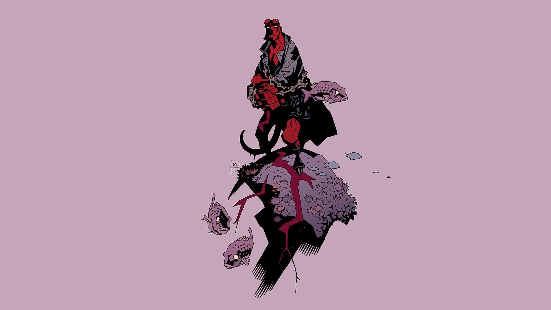 Hellboy Wallpapers for Phones - WallpaperSafari