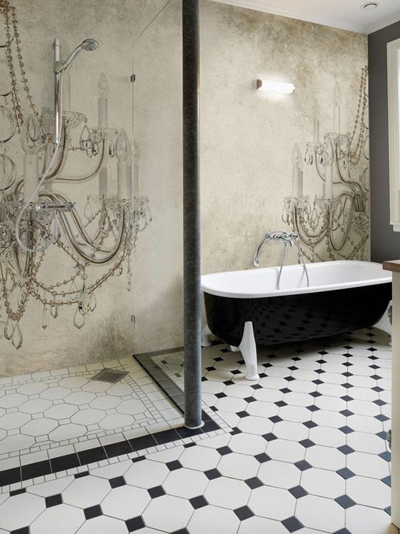 Wall Dec   Bathroom wallpaper   Interiorator 560x748
