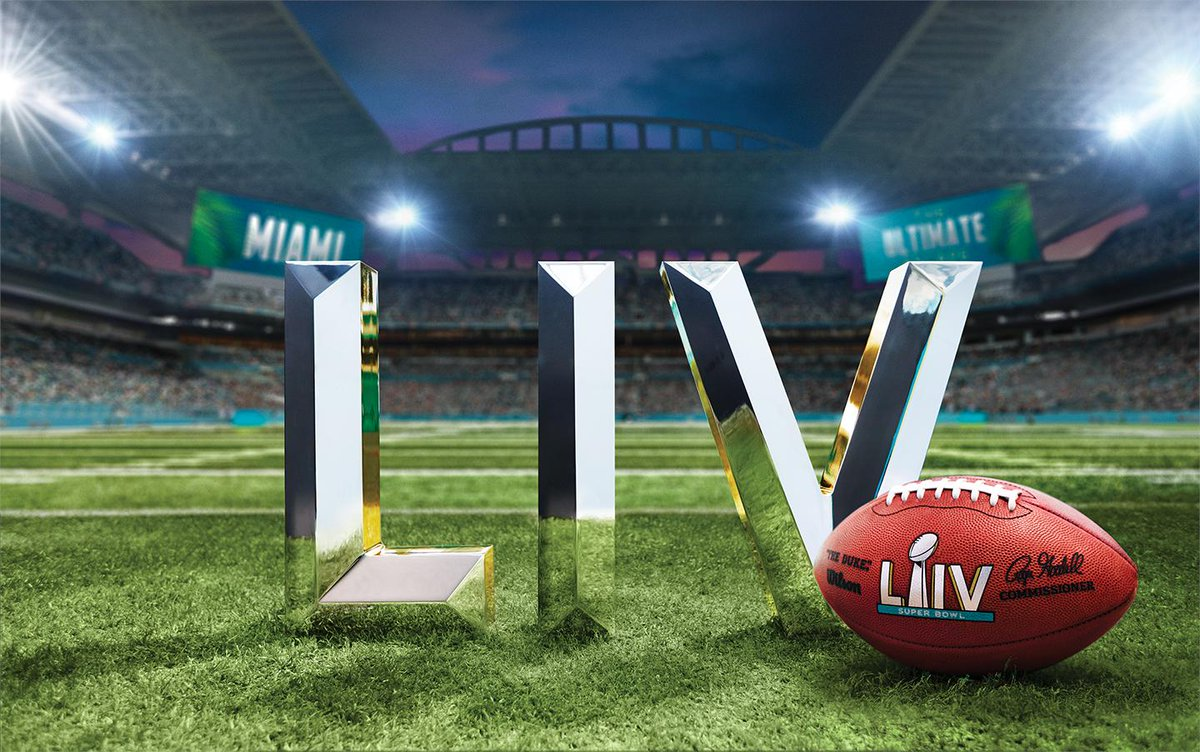NFL on Twitter Want to go to SuperBowl LIV in Miami To enter 1200x752