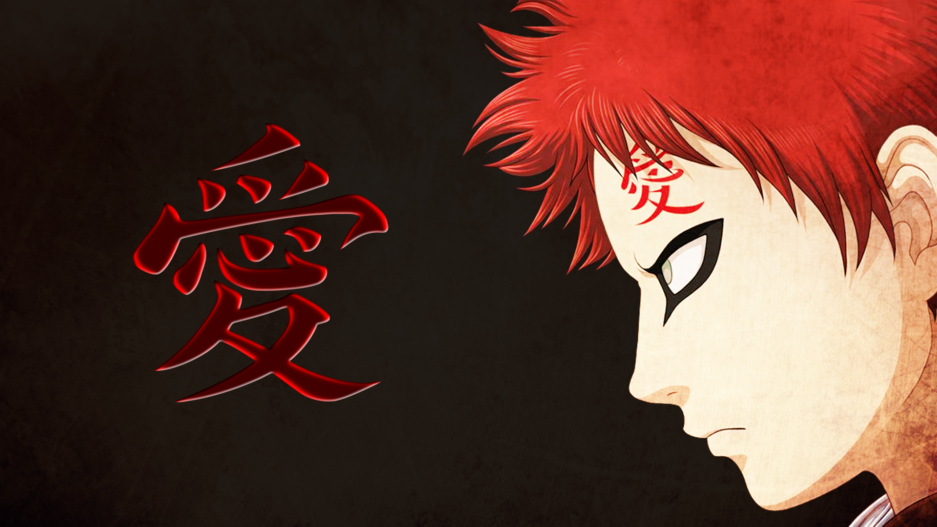 Gaara wallpaper 1 by Jackydile 1920x1080