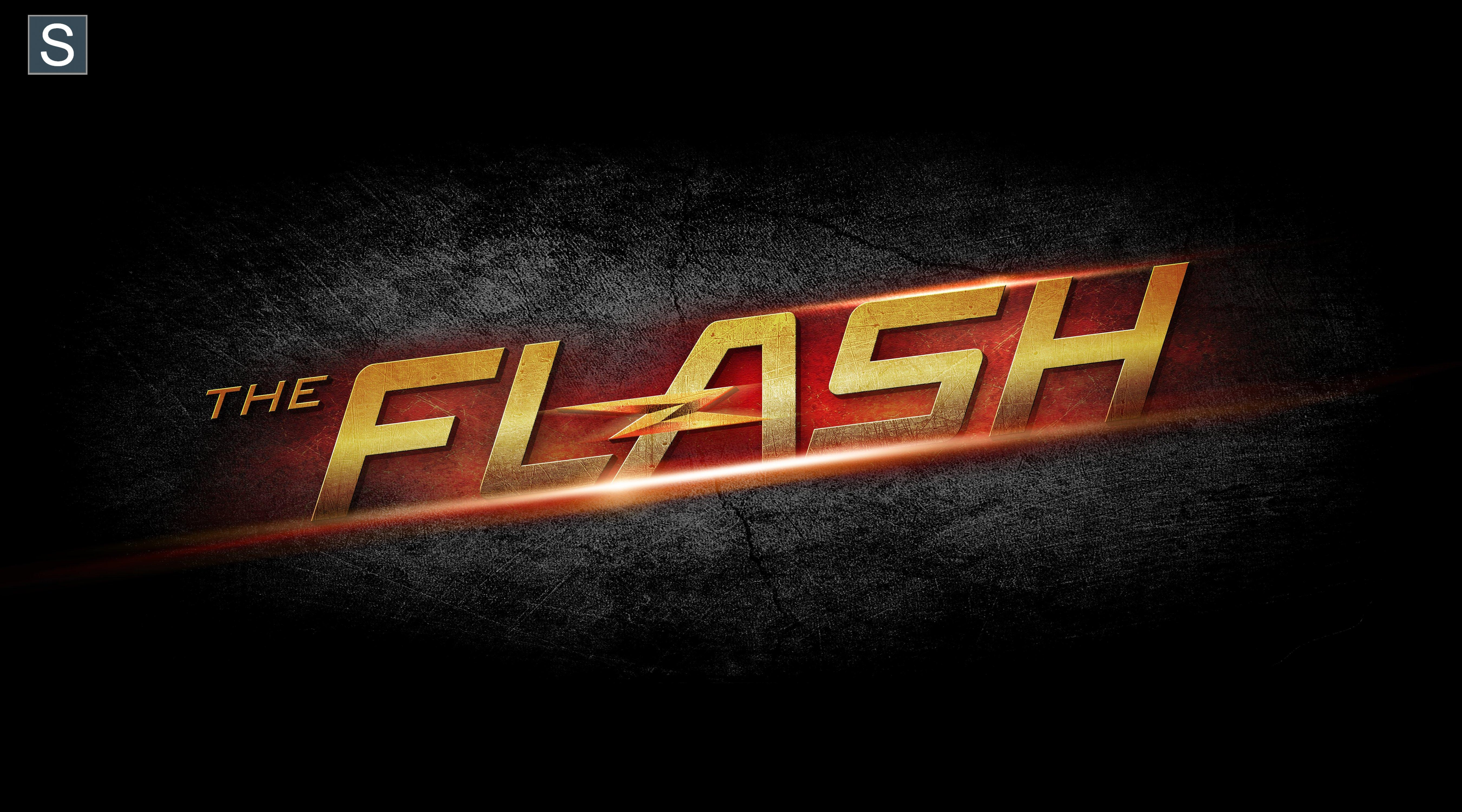 The Flash CW images The Flash   Official Logo HD wallpaper and 5400x3000