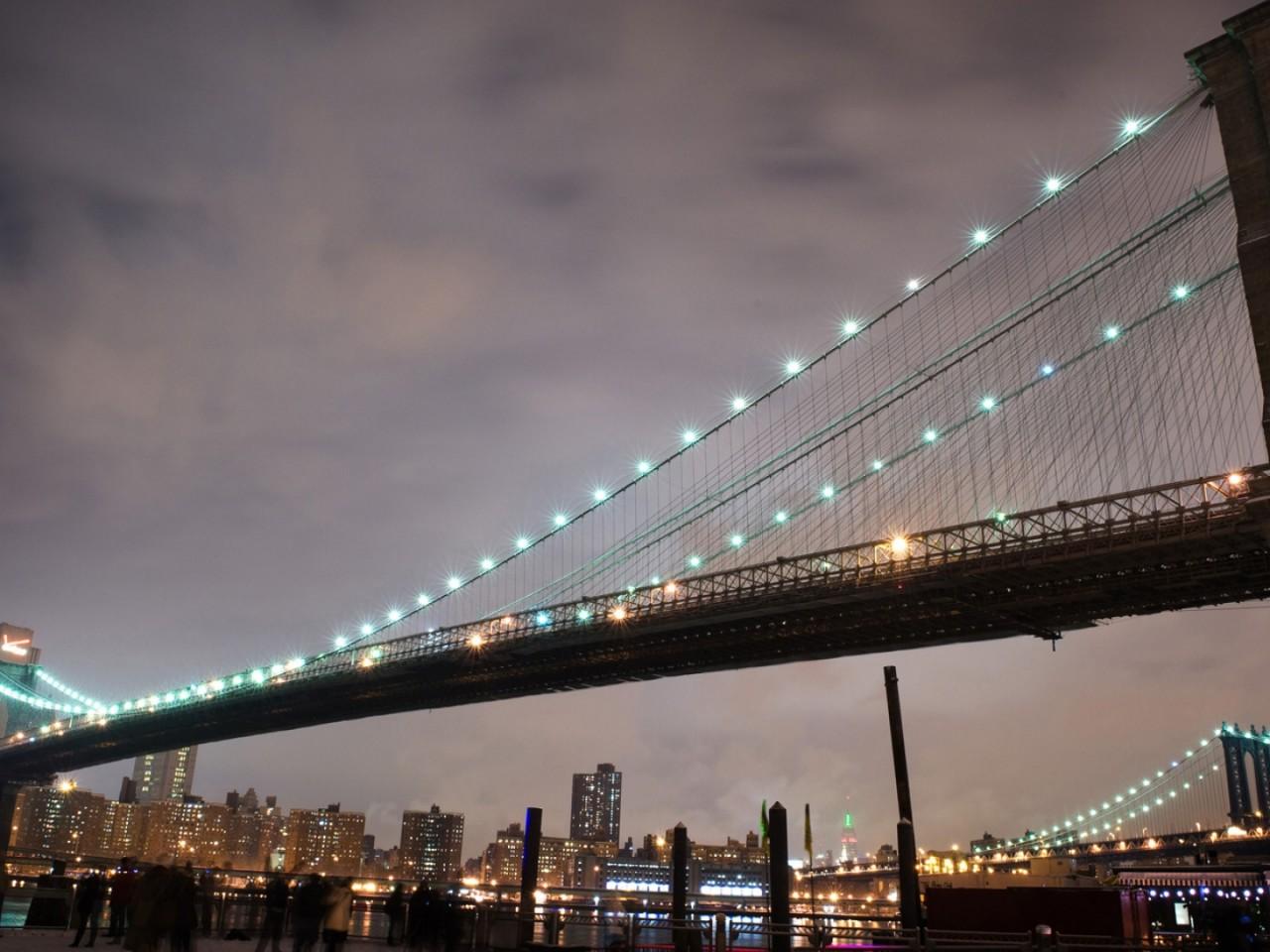 Download brooklyn bridge wallpaper HD wallpaper 1280x960