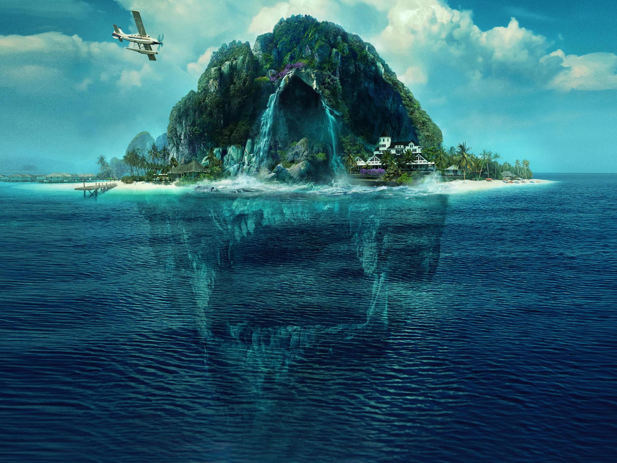 Fantasy Island 2020 4K 5K HD desktop wallpaper Widescreen High 2048x1536