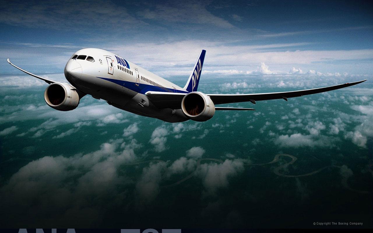 Boeing 787 wallpaper widescreen wallpapersafari - Boeing wallpapers for desktop ...