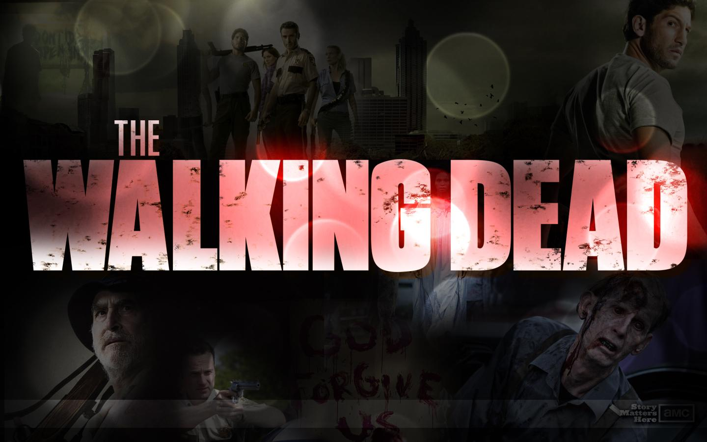 The Walking Dead Wallpapers HD Wallpapers Backgrounds Photos 1440x900
