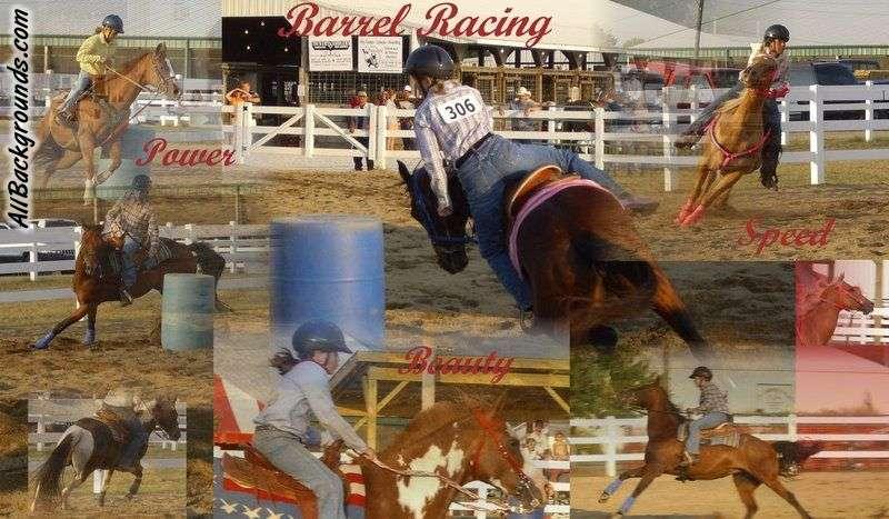 Barrel Racing Backgrounds   Twitter Myspace Backgrounds 800x467