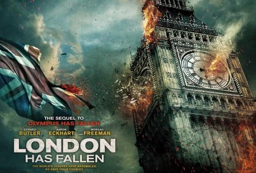 London Has Fallen 2015 Movie wallpapers Freshwallpapers 500x338