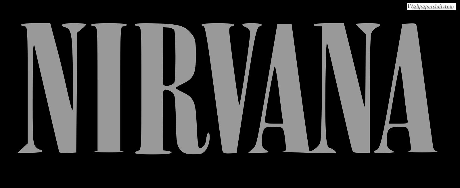 Nirvana Logo Wallpaper Hd Images 3 HD Wallpapers aduphoto 1600x656