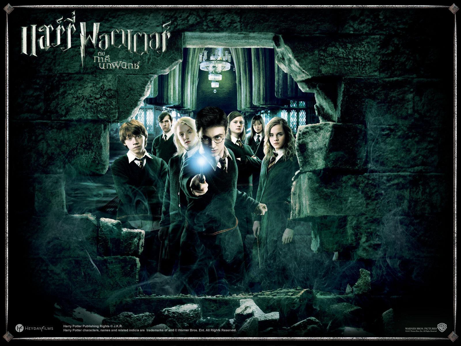 Dumbledores Army   armada de dumbledore wallpaper 7395028   fanpop 1600x1200