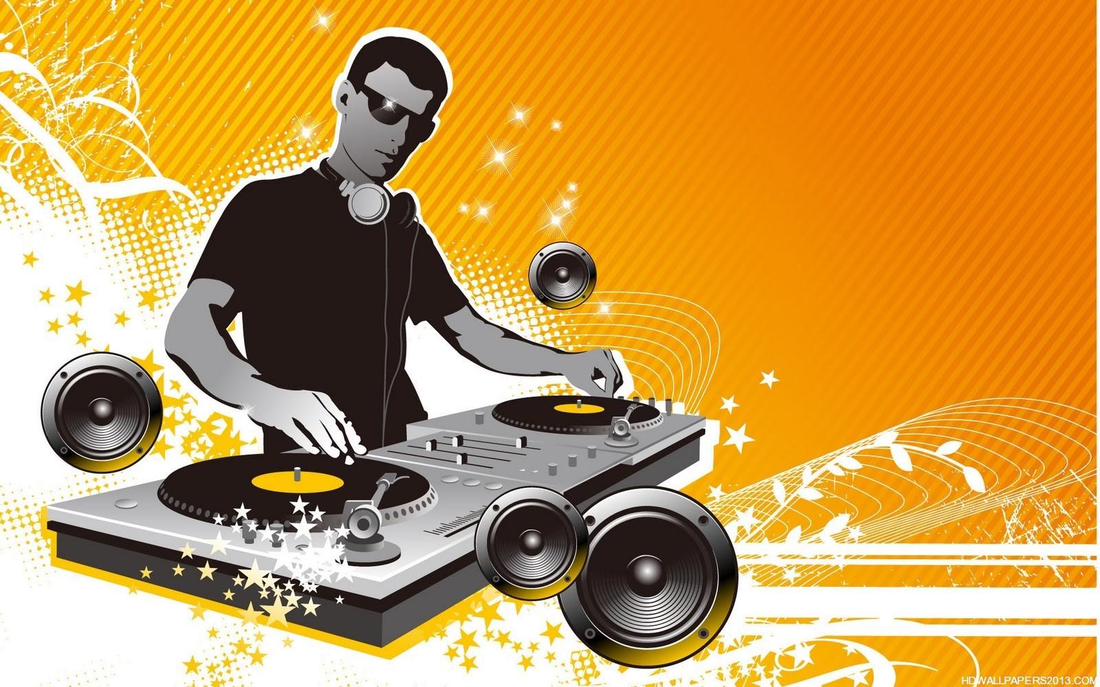 DJ Wallpapers HD Wallpapers DJ Wallpapers HD Background 1600x1000