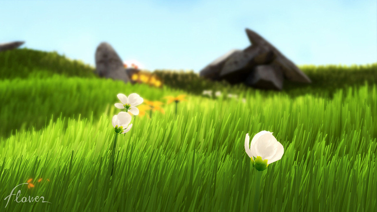 Flower Game PS4   PlayStation 1280x720