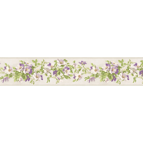 walmartcomipBetter Homes and Gardens Painterly Floral Border 500x500