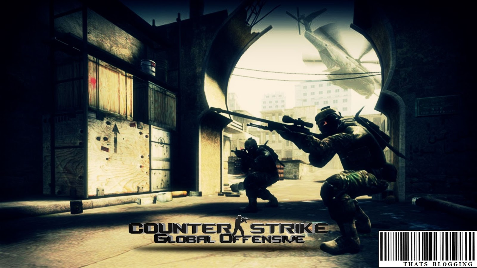 Counter Strike Wallpaper HDjpg 1600x900