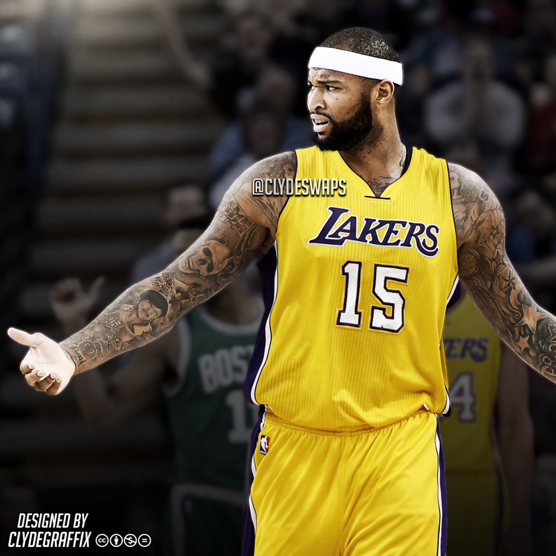 demarcus cousins jersey lakers jersey on sale