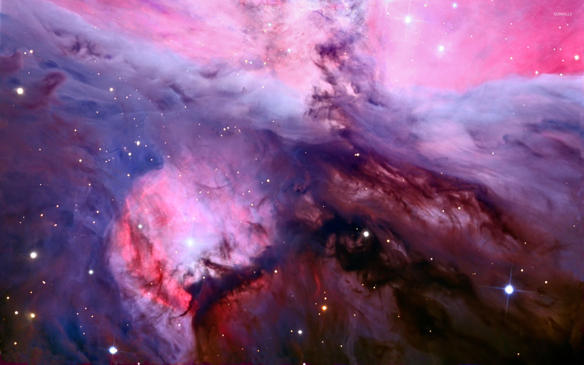 Orion Nebula wallpaper   Space wallpapers   9212 1920x1200