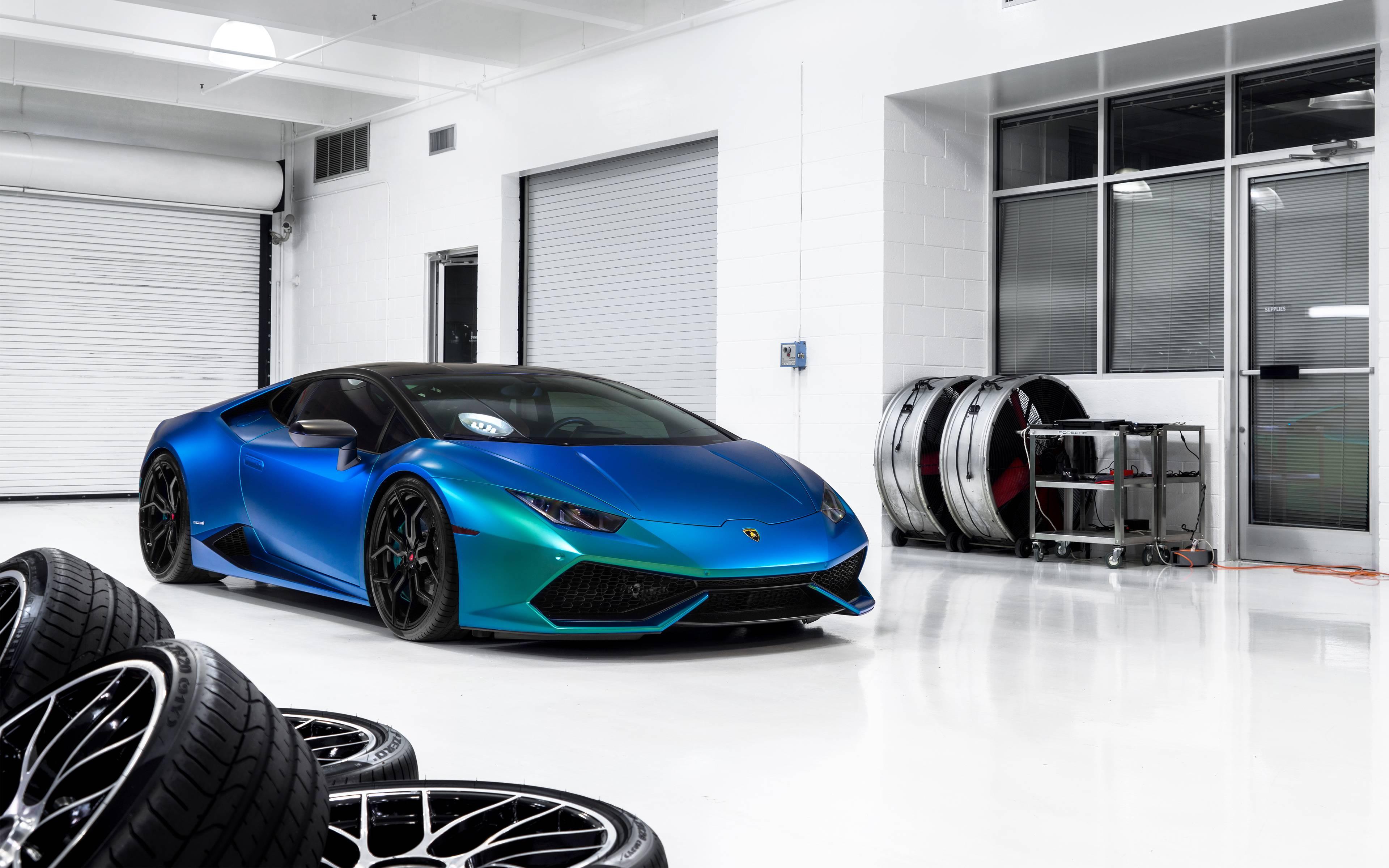 Lamborghini Huracan 4k Wallpaper 3840x2400