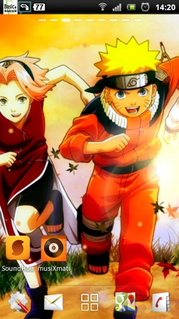 Naruto Live Wallpaper 1 esdnws 360x640