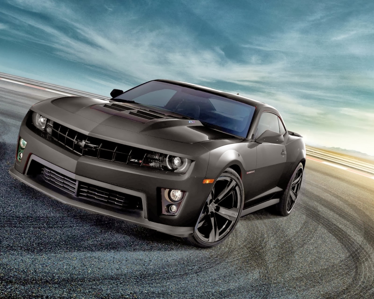 Camaro Zl1 Wallpapers Hd Wallpapersafari