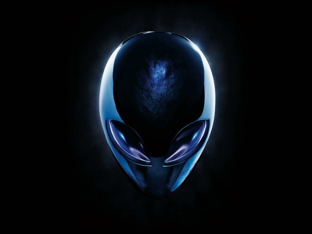 Alienware Wallpaper 1024x768