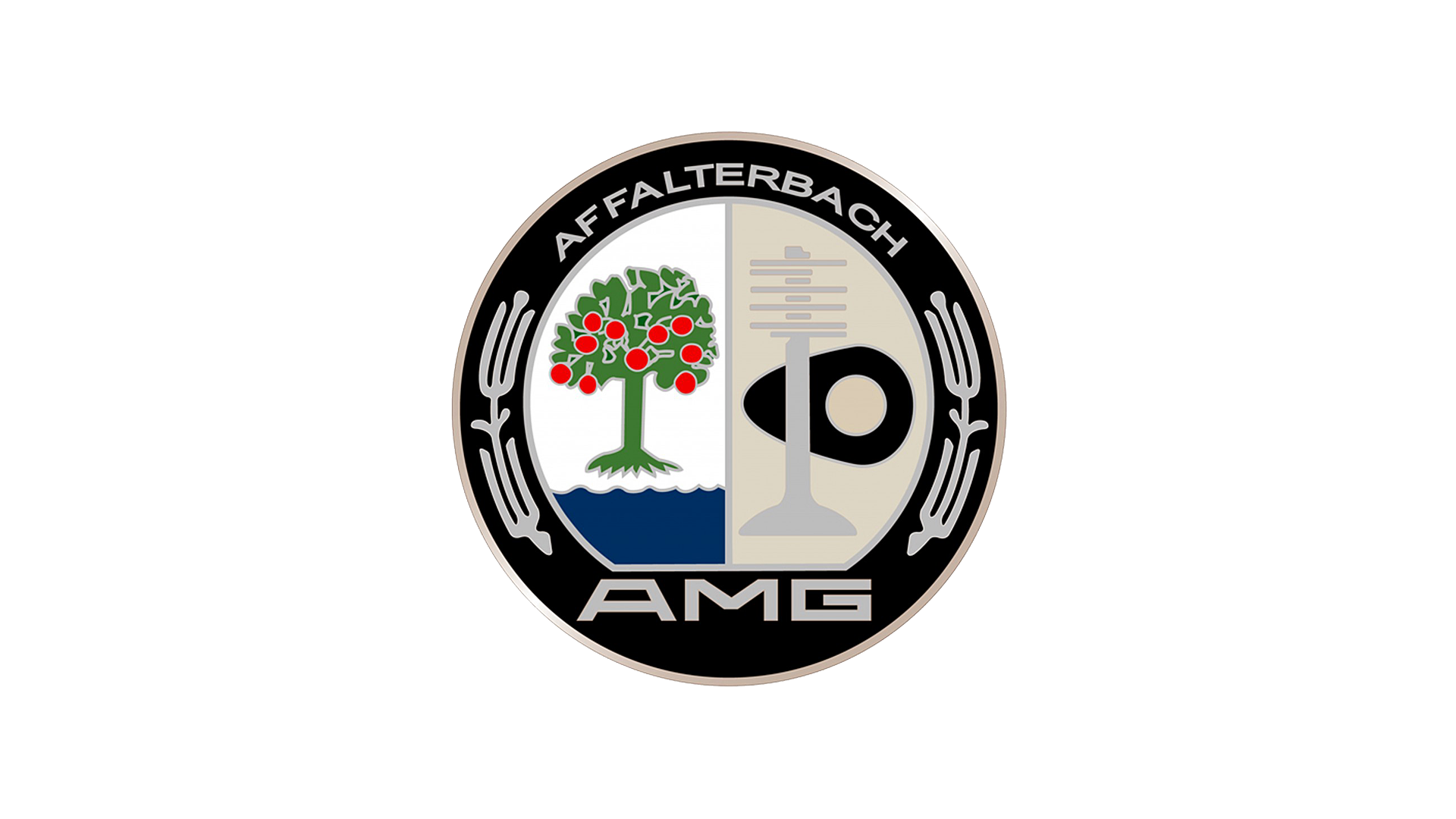 Photo Collection Amg Logo Pictures To 1920x1080