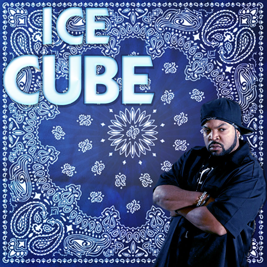 Ice Cube   Crips Gang   Westside Legend by bcloud313ent 900x900