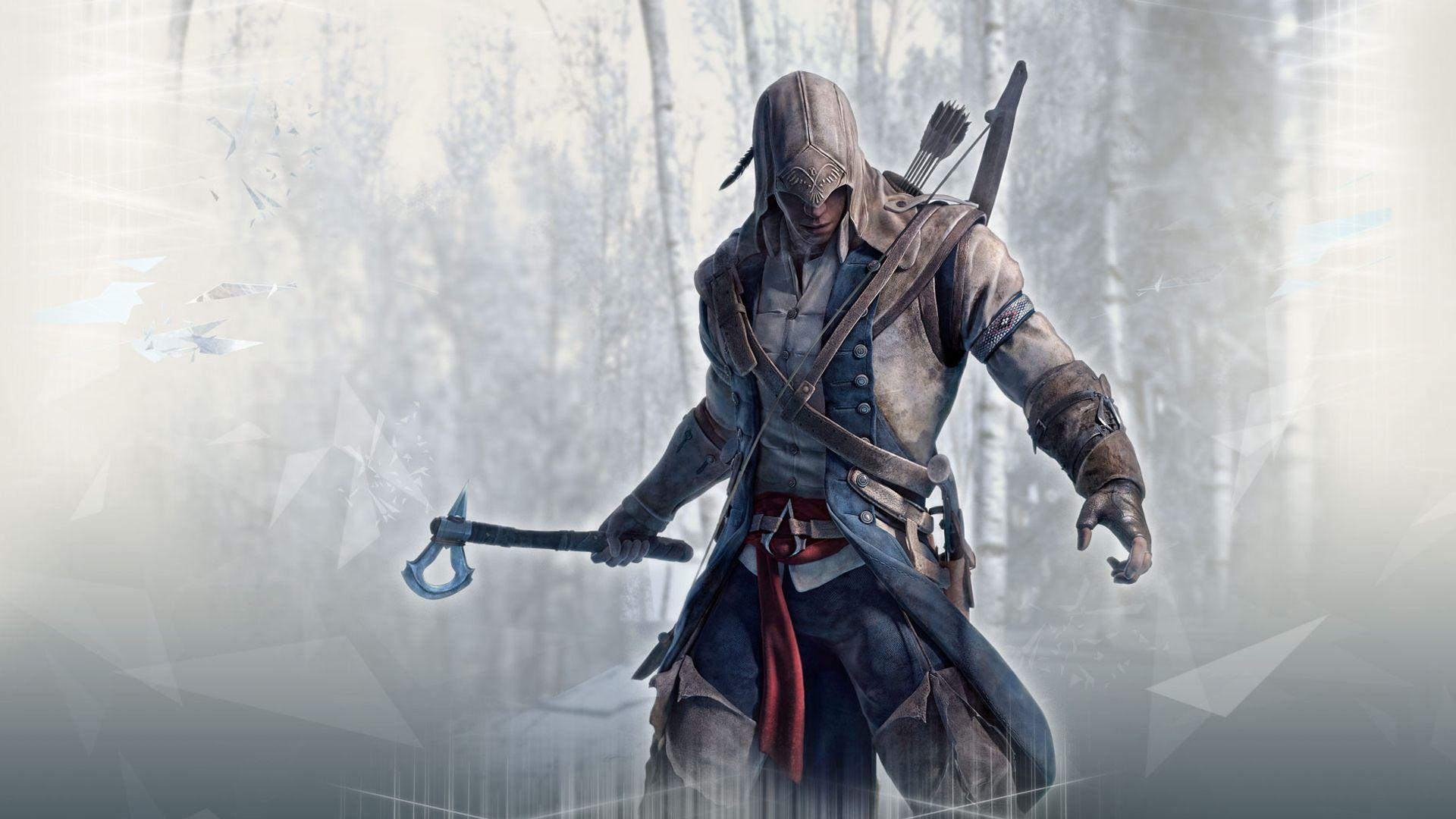 Assassins Creed 3 Wallpapers HD 1920x1080