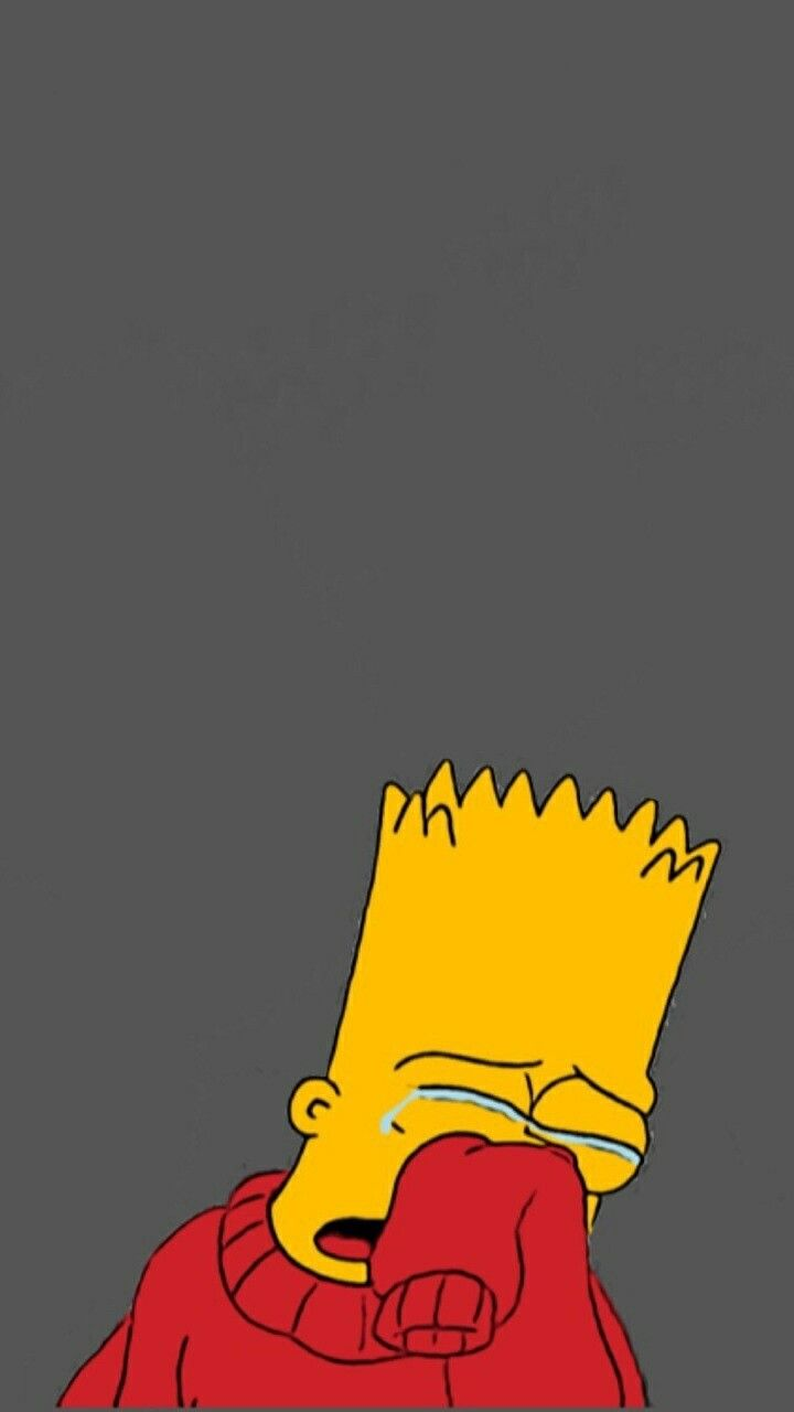 12 Depressed Bart Simpson Wallpapers On Wallpapersafari