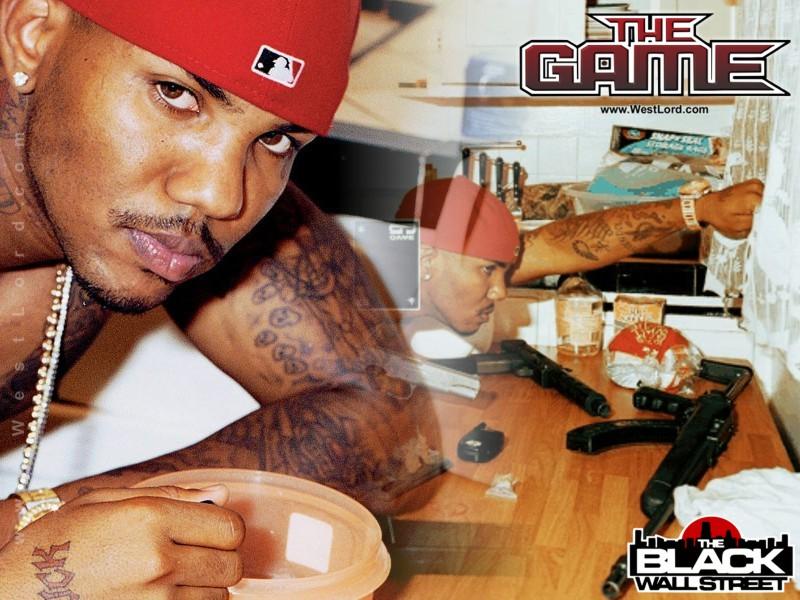 the game rapper wallpaper   gangsta wallpaper 800x600