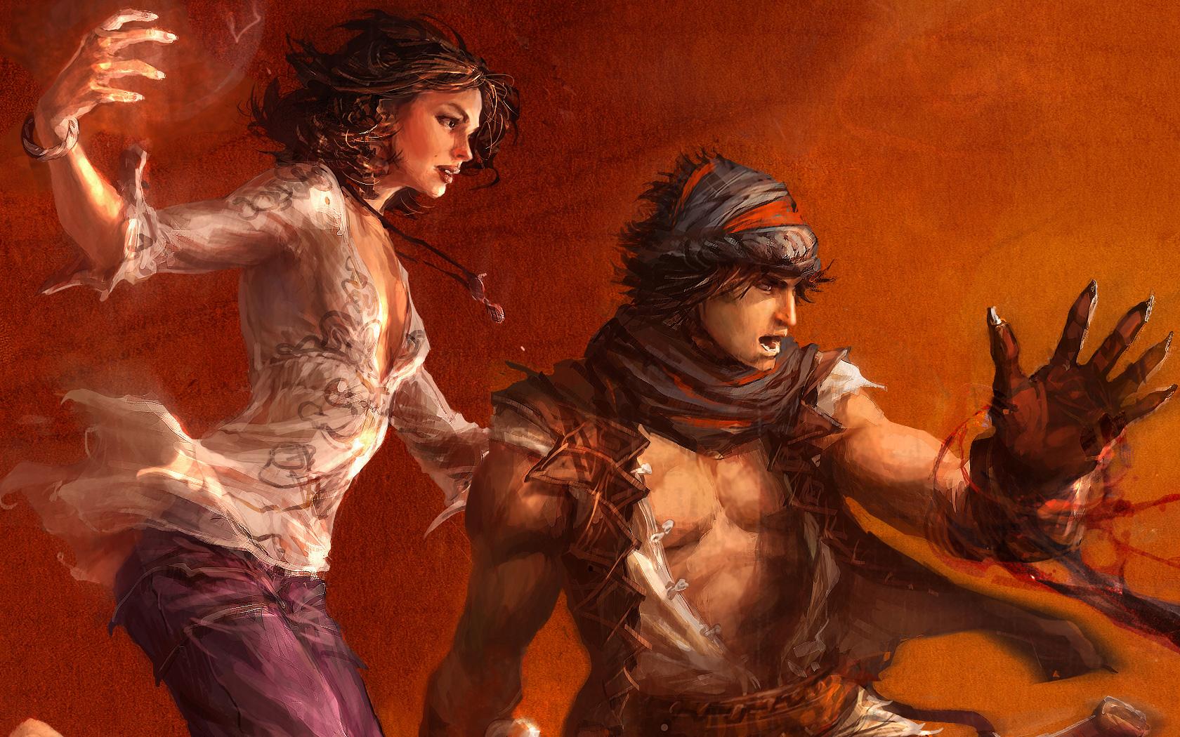 Free Download Bytes Pixels Sprites New Prince Of Persia Wallpaper